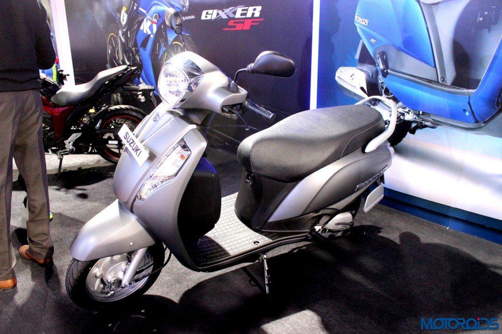 2016 Suzuki Access (4)