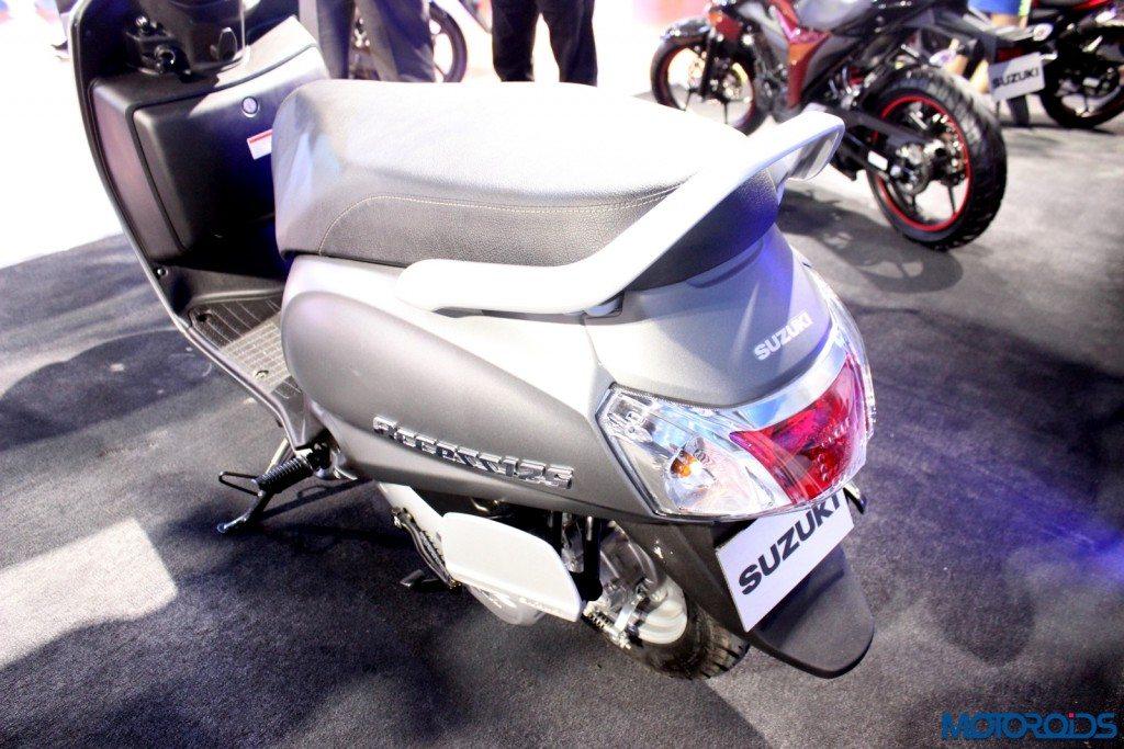 2016 Suzuki Access (7)