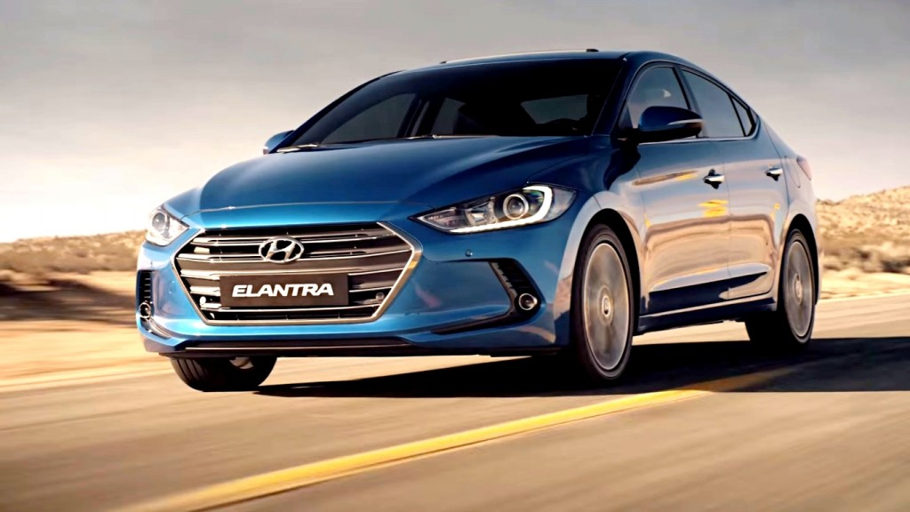 hyundai elantra will likely be launched along with the tucson suv in this year motoroids. Black Bedroom Furniture Sets. Home Design Ideas