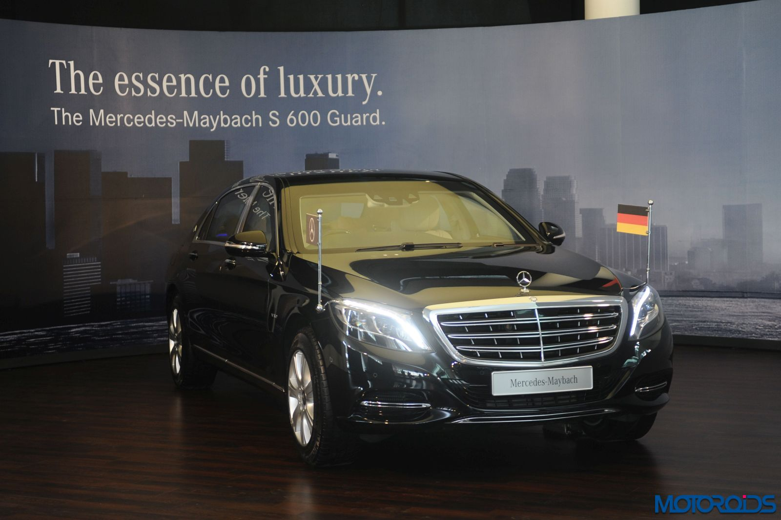 My2017 mercedes maybach s600 guard rides into india for 2017 mercedes benz s600 maybach