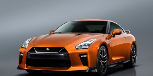 2017 Nissan GT R Exterior 4 500x250 2017 Nissan GT R arrives at dealerships ahead of reported November 9 launch