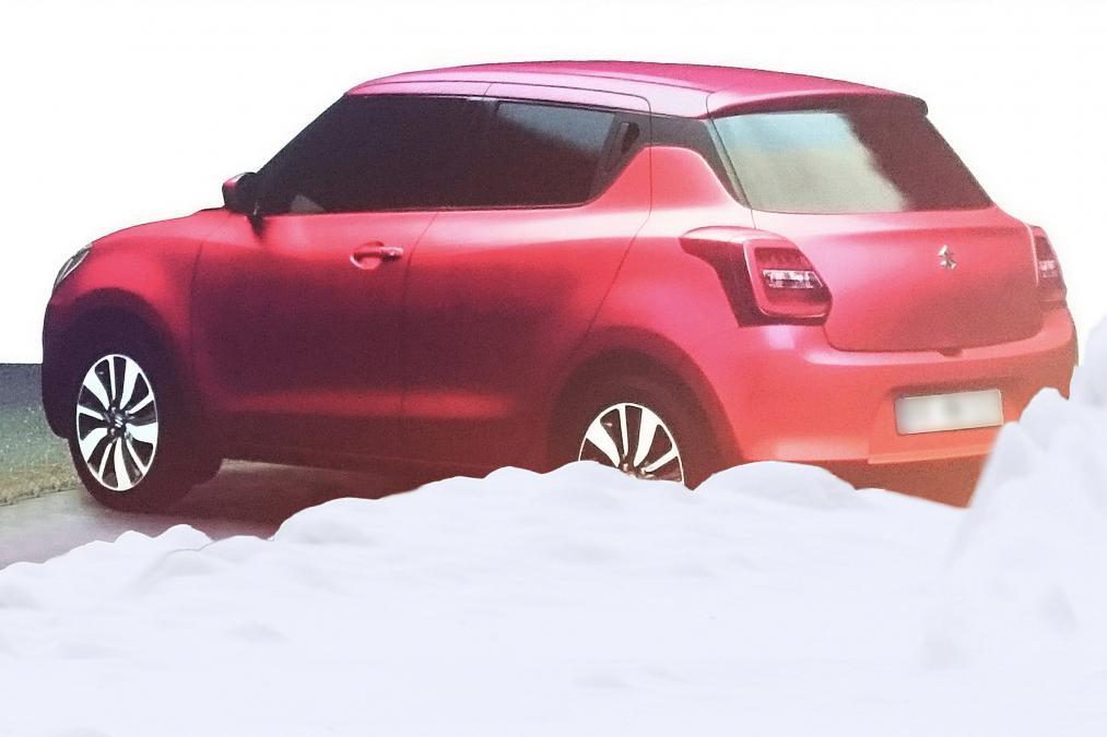 2017 Suzuki Swift (6)