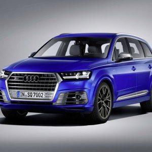 With 435 hp and 900 Nm of torque, the new Audi SQ7 TDI is the world ...