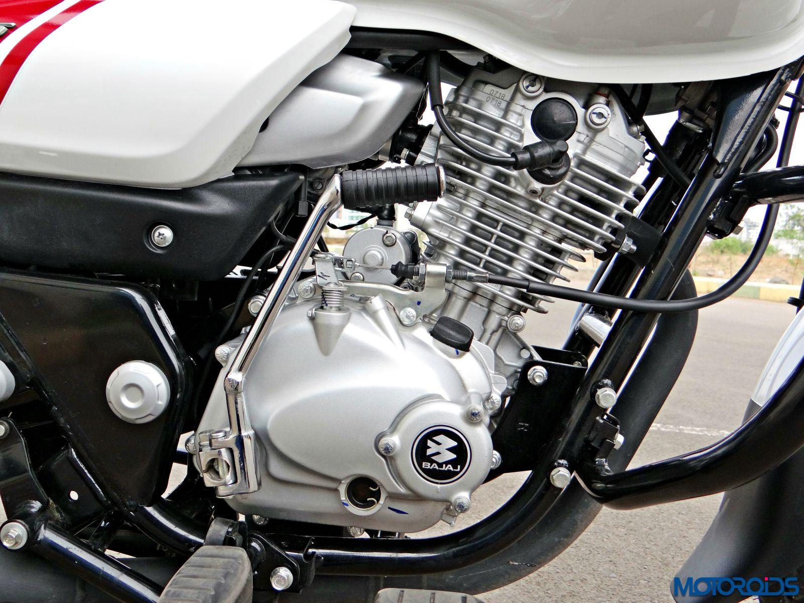 Bajaj V15 - Review - Details - Engine (2)