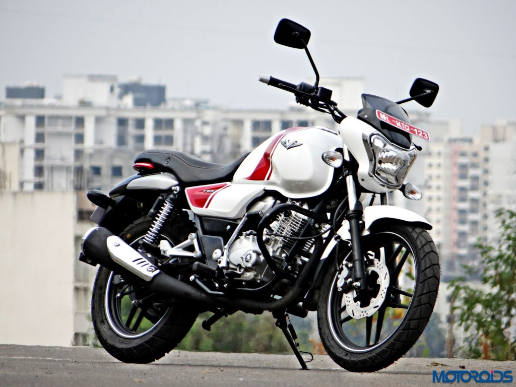 Bajaj V15 - Review - Still Shots (7)