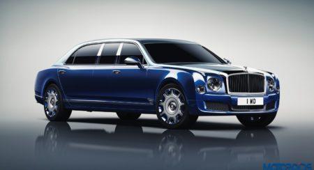 Bentley Mulsanne Grand Limousine (4)