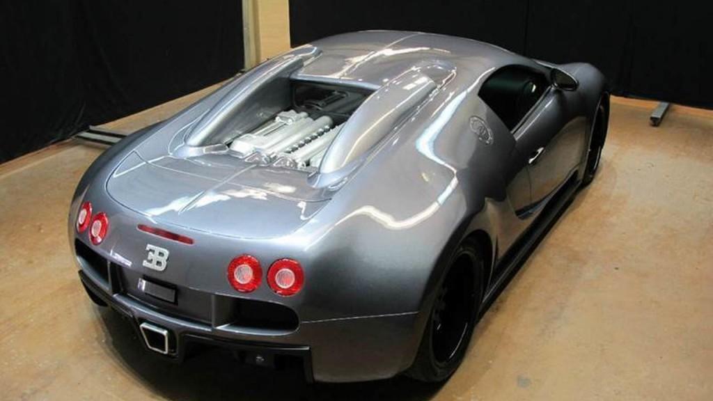 Bugatti Veyron replica (4)