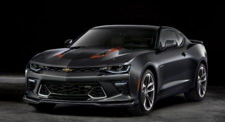 Chevrolet Camaro 50th Anniversary Edition (3)