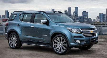 Chevrolet Trailblazer Premier (17)