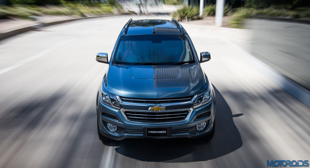 Chevrolet Trailblazer Premier (6)