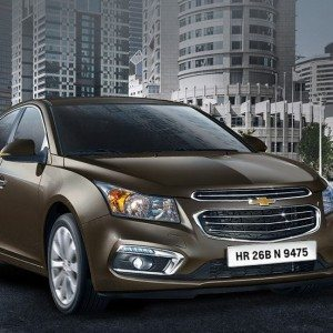 New 2016 Chevrolet Cruze now available in 'Burnt Coconut' color