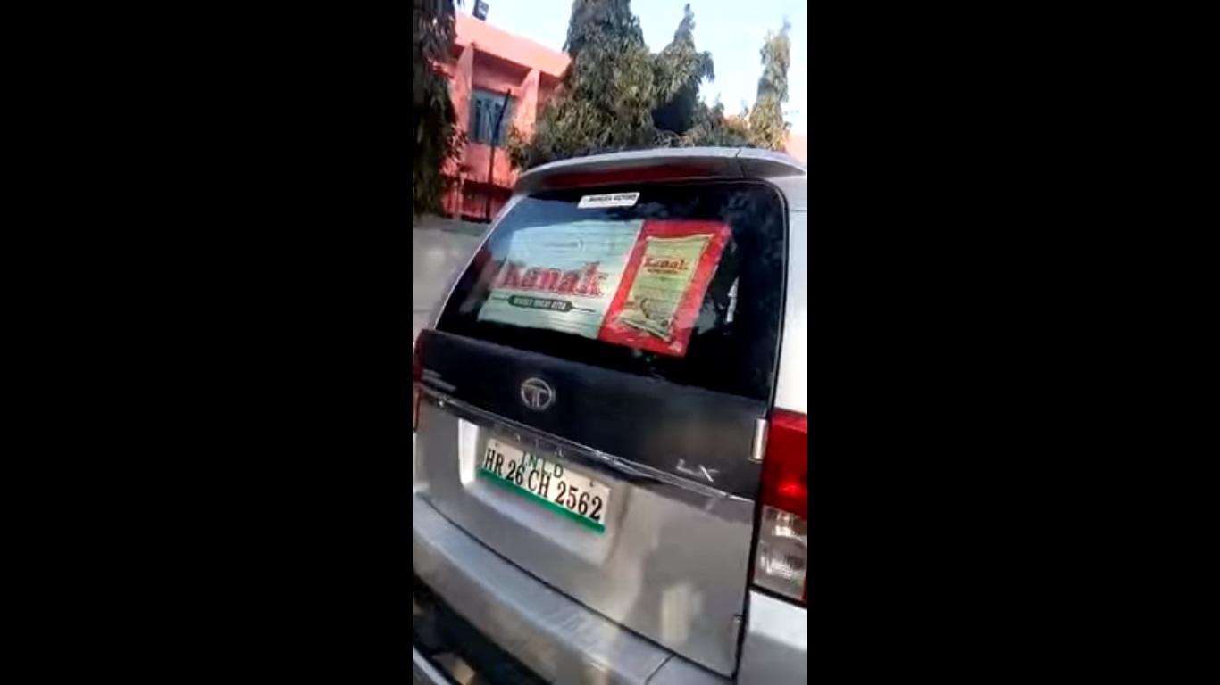 Delhi constable viral video