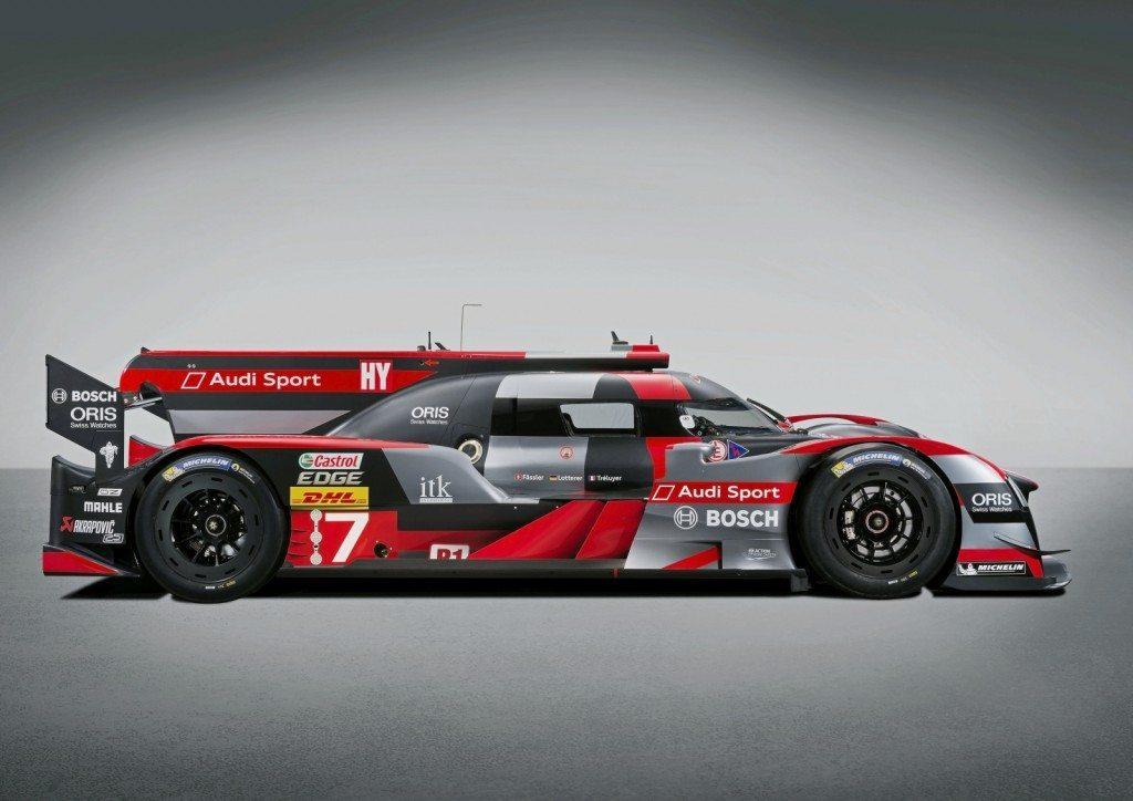 Audi Prototype Race Car