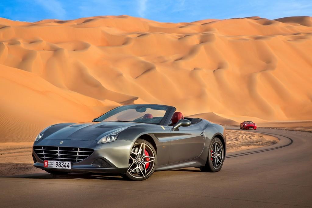 Ferrari California T Deserto Rosso (2)