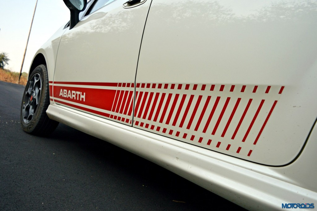 Fiat Punto Abarth Side decals(16)