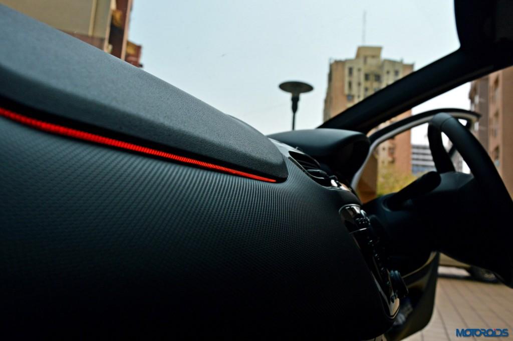 Fiat Punto Abarth mood lighting(58)