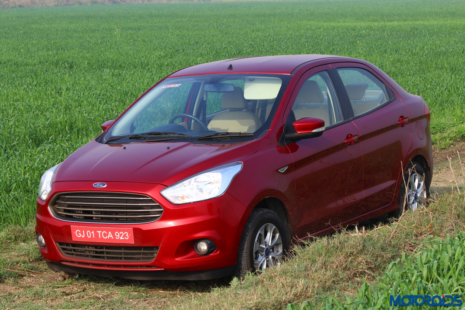 Ford Figo and Figo Aspire now equipped with ABS and EBD on