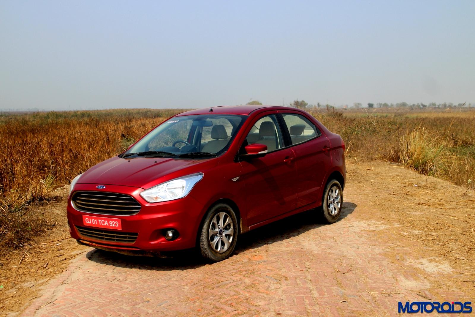 Ford Figo Aspire Drive 046