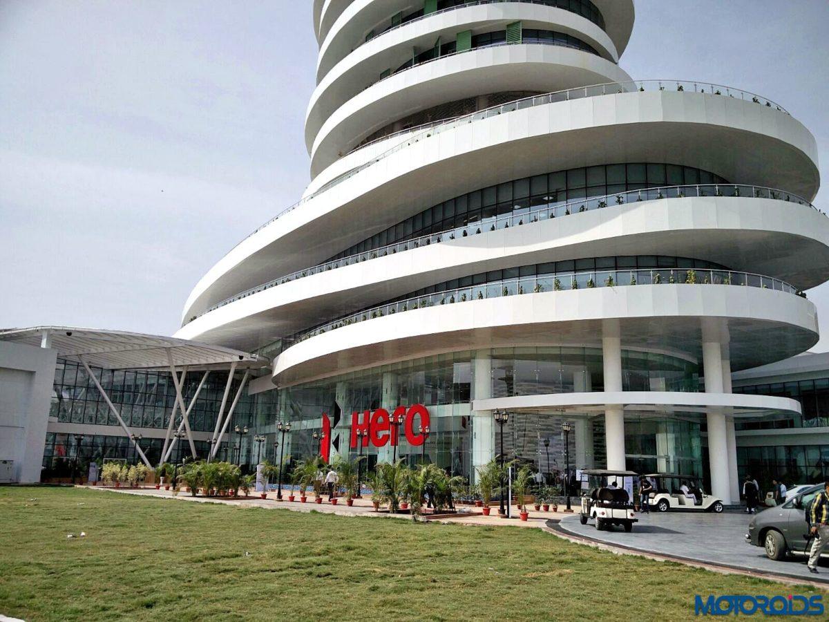 Hero MotoCOrp Centre – Rajasthan (13)
