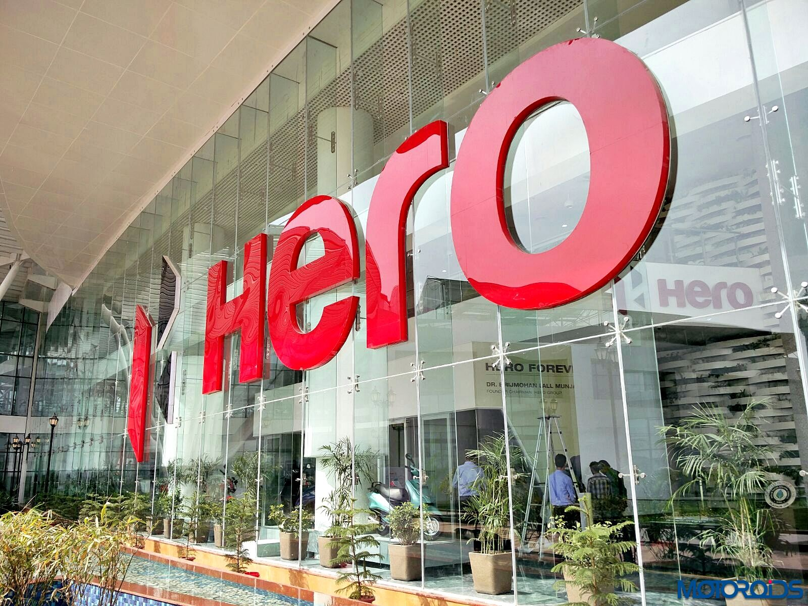 Hero MotoCOrp Centre - Rajasthan (3)