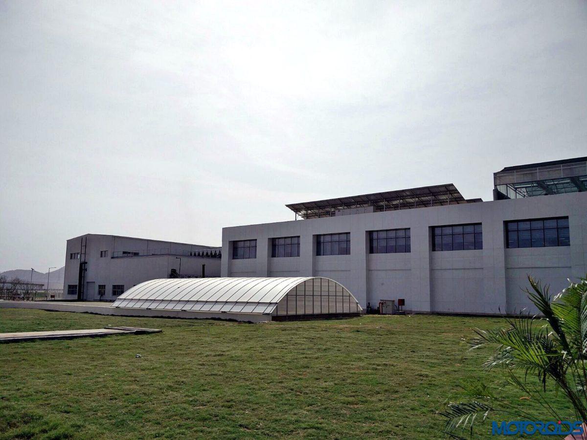 Hero MotoCOrp Centre – Rajasthan (4)