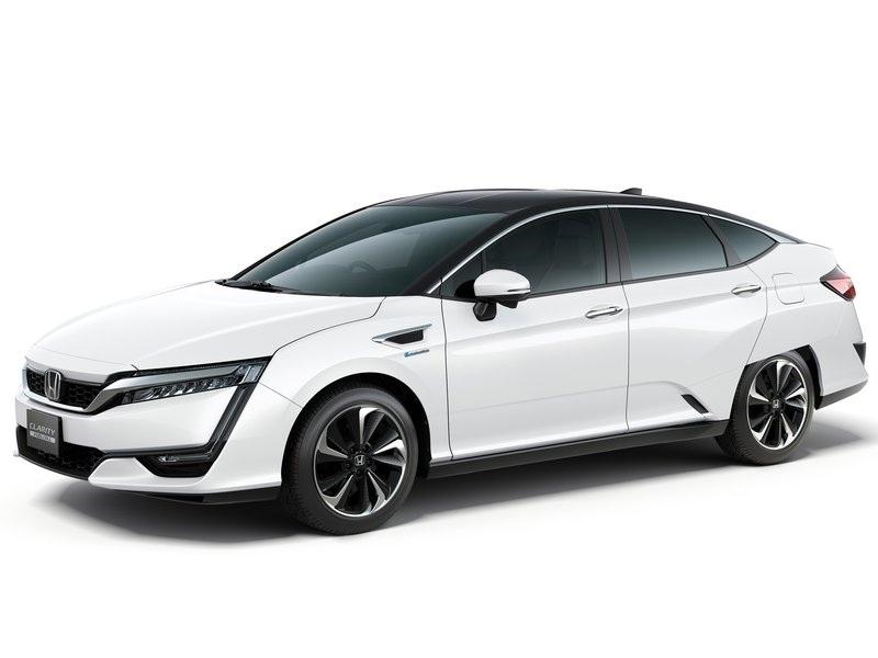 Honda Clarity Fuel Cell (1)