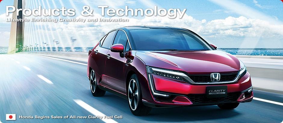 Honda Clarity Fuel Cell (11)