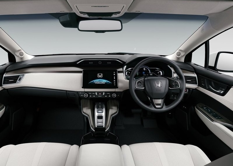 Honda Clarity Fuel Cell (14)