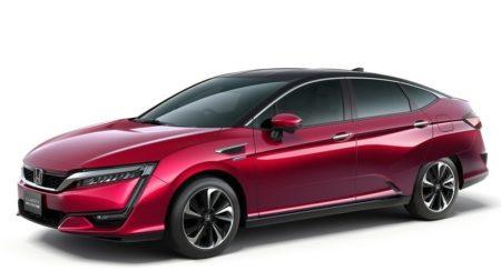 Honda Clarity Fuel Cell (20)