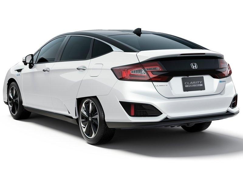 Honda Clarity Fuel Cell (5)