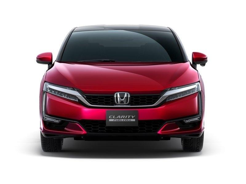 Honda Clarity Fuel Cell (7)