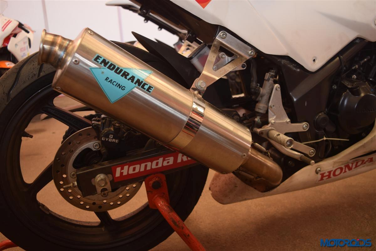 Honda One Make Race 2015 track experience : Transcendental