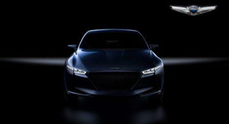Hyundai Genesis New York concept
