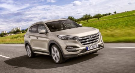 SPIED: 2016 Hyundai Tucson spotted testing in India yet again