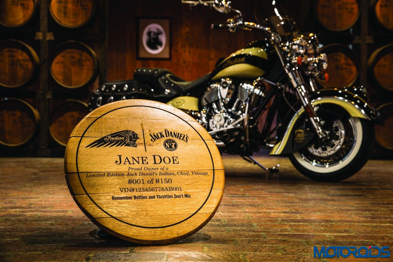 Indian Motorycle Jack Daniel limited edition (11)