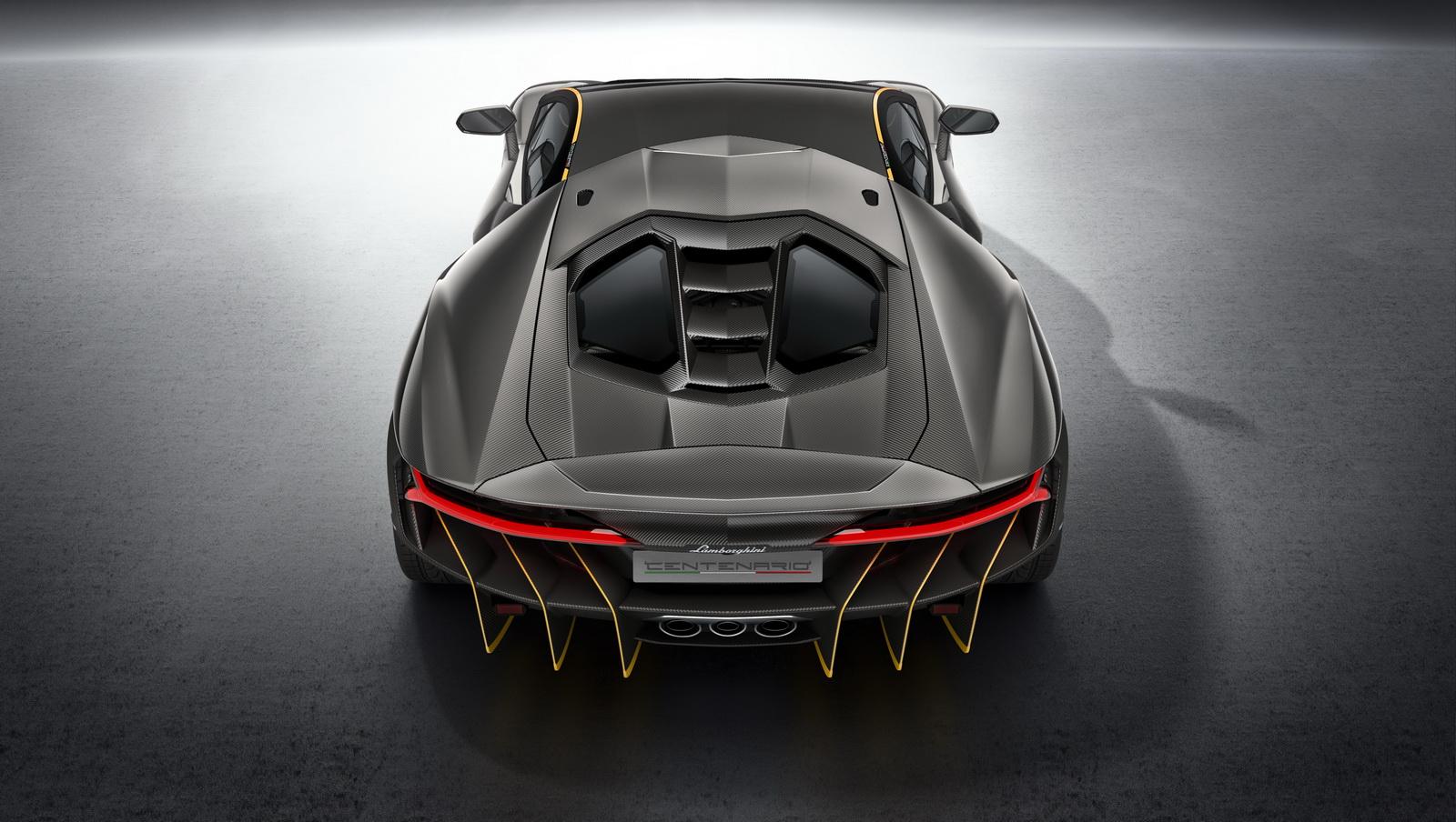 Lamborghini Centenario 4
