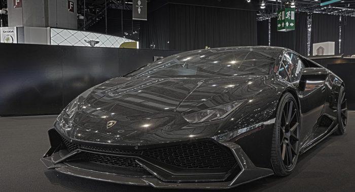 Lamborghini Huracan Jeddah Edition By Dmc Is Pure Evil Motoroids