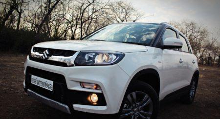 Maruti Suzuki Vitara Brezza to get a petrol engine by April 2017