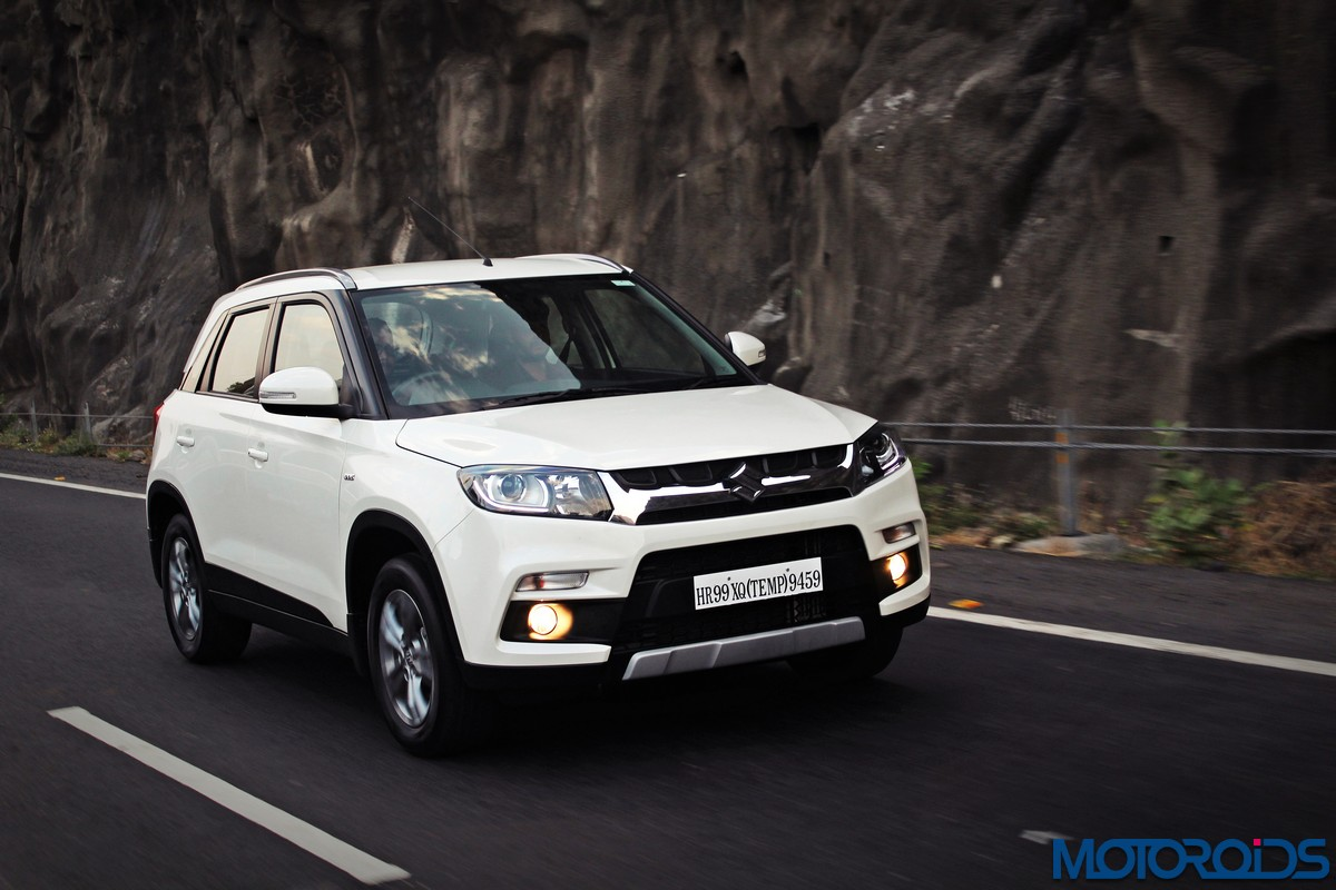 maruti suzuki vitara brezza bookings cross 35 000 units waiting period extends to six months