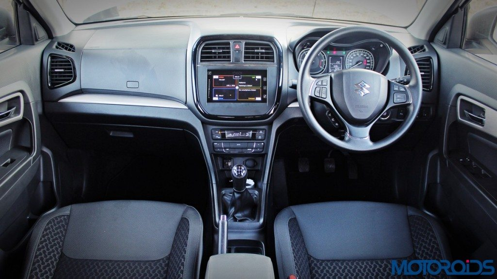 Maruti Suzuki Vitara Brezza Review Crown Prince Motoroids