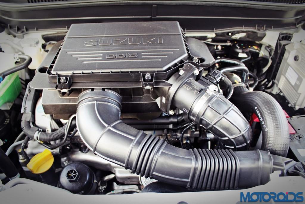 Maruti Suzuki Vitara Brezza Engine