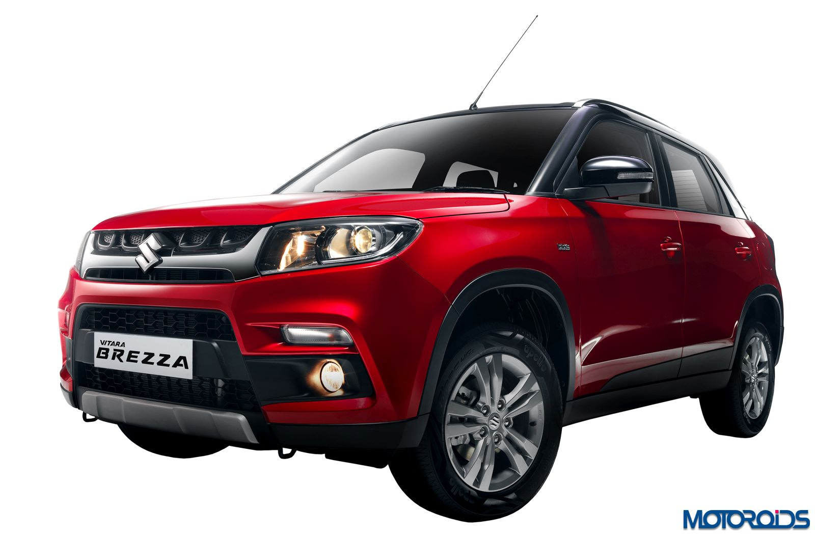 Maruti Suzuki Vitara Brezza India Launch Official Release