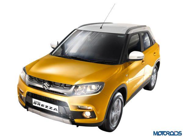 Maruti Suzuki Vitara Brezza India Launch (4)
