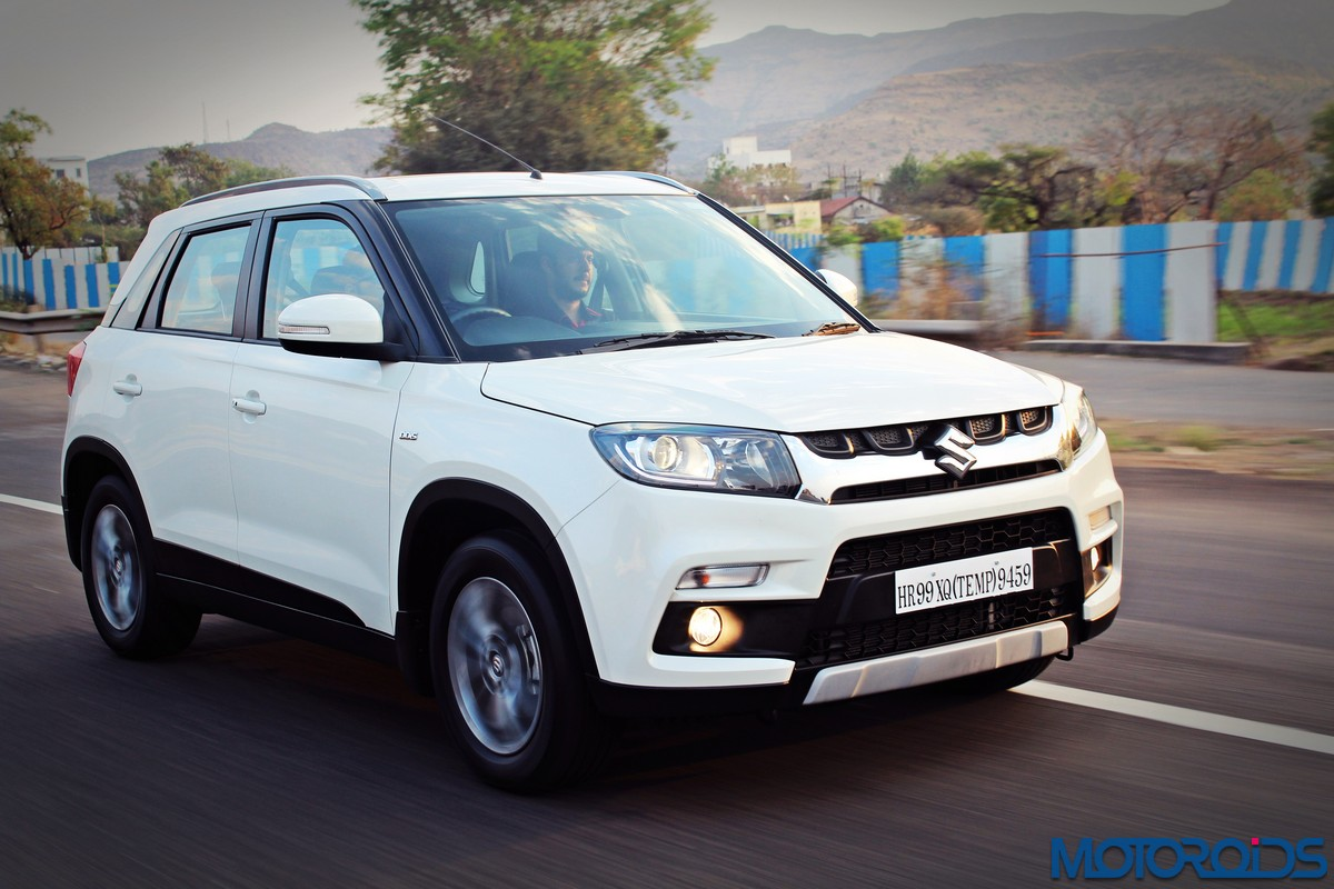 Maruti Suzuki Vitara Brezza May Roll Out With 1 0l