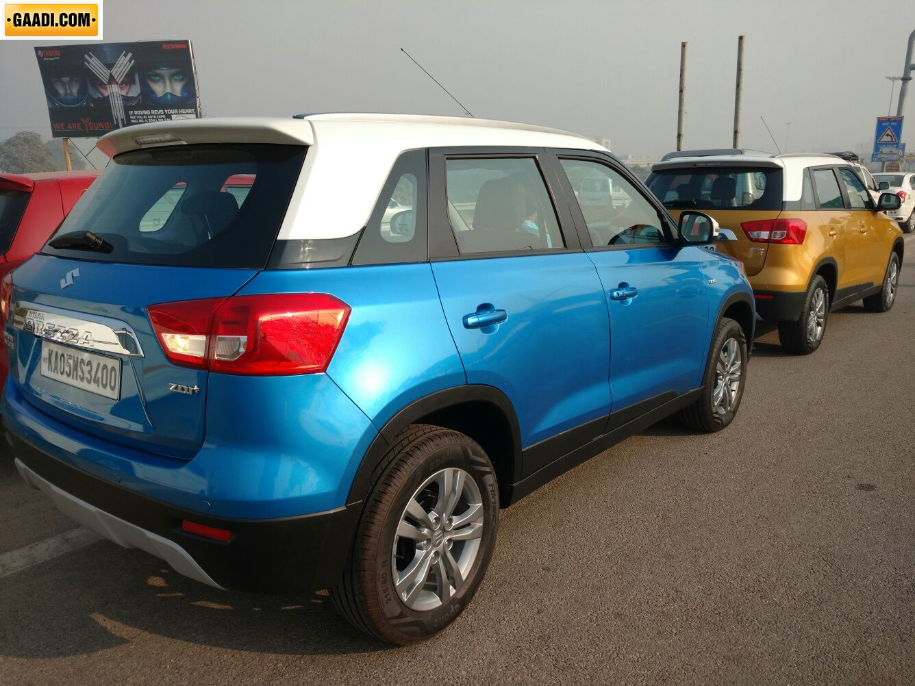 Offer A Host Of Customization Options For The Vitara
