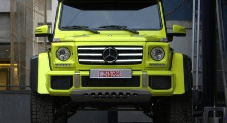 Mercedes-Benz G 500 4×4² (1)