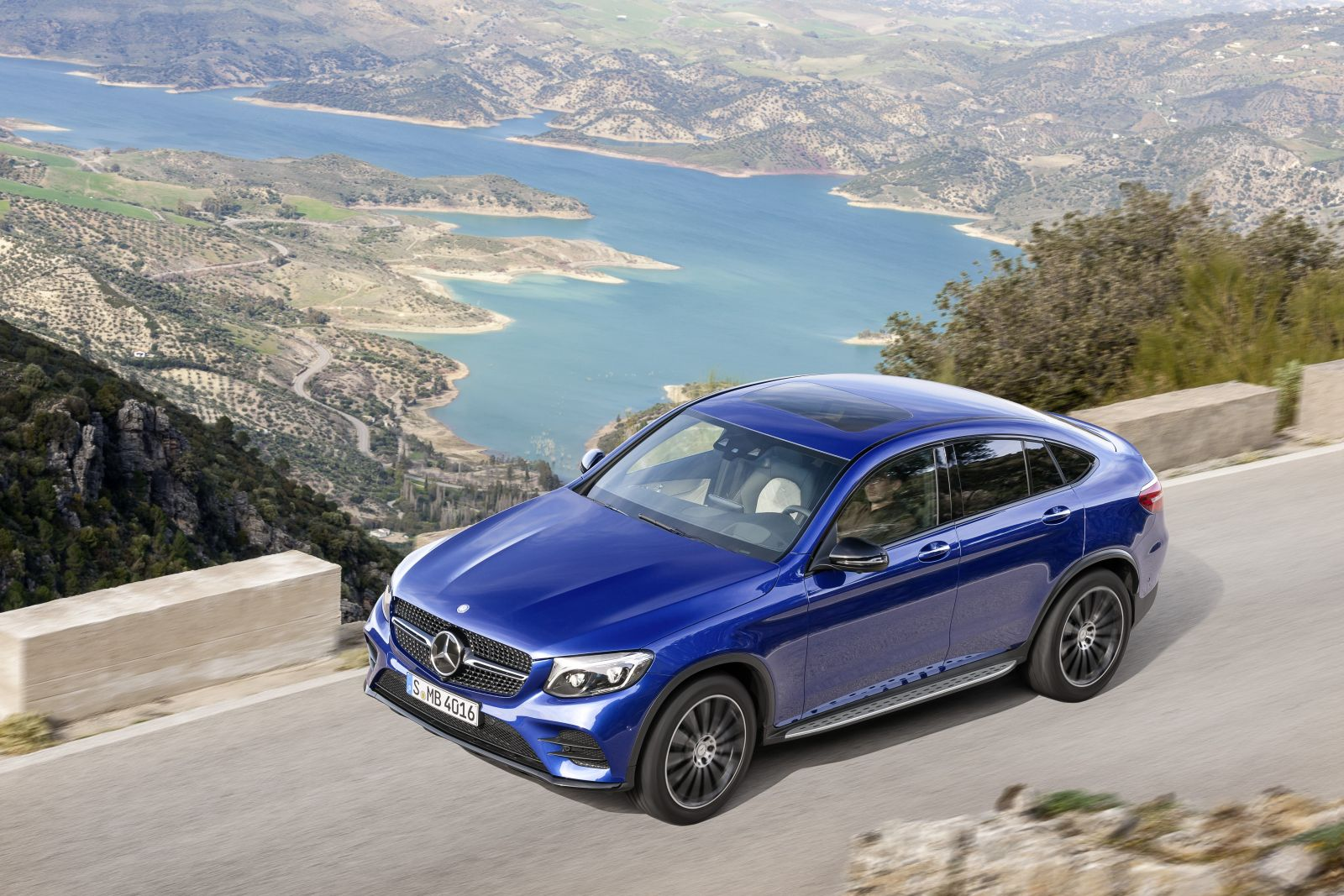 Mercedes Benz GLC Coupe (13)