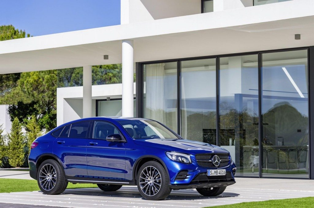 Mercedes Benz GLC Coupe (18)