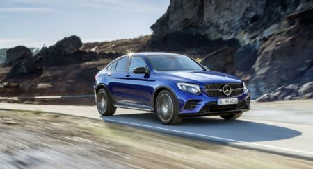 India-bound Mercedes-Benz GLC Coupé starts at £40,580 (INR 40.24 lakhs); offers a choice of two diesel engines at launch