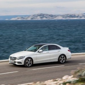 Mercedes-Benz India launches the C-Class C250 d, locally manufactured and priced INR 44.36 lakh